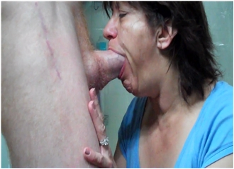 Fuckable Mature Wife Displays How To Pleasure Fat Cocks